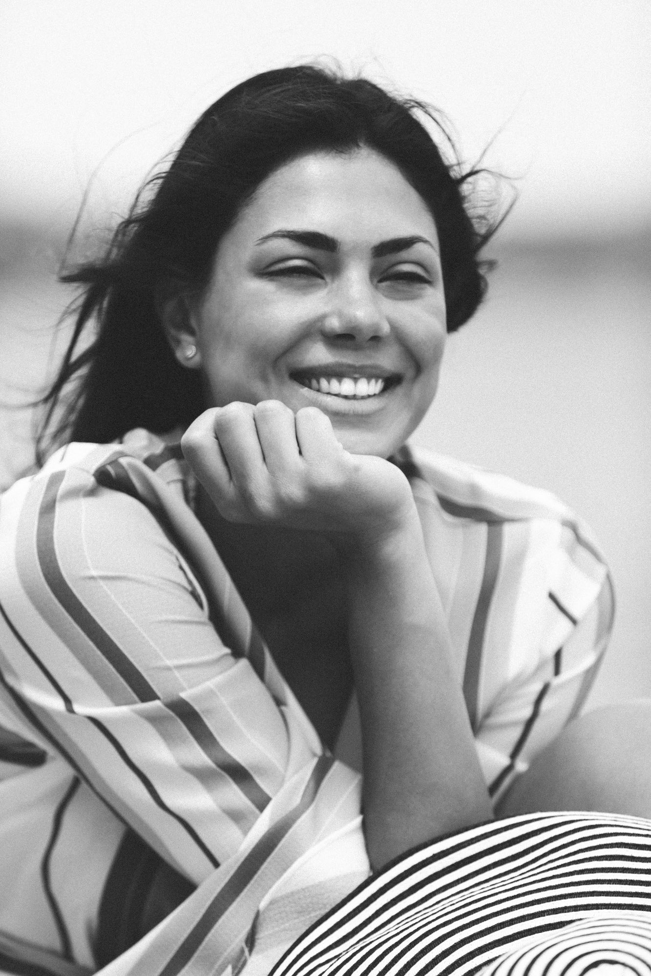 amanda smile